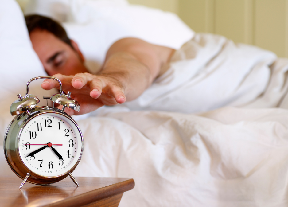 Schlafstörungen und Zeitumstellung